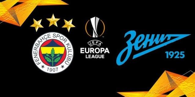 Fenerbahçe Zenit Maçı Hangi Kanalda: Zenit Maçı Ne Zaman, Saat Kaçta, Hangi